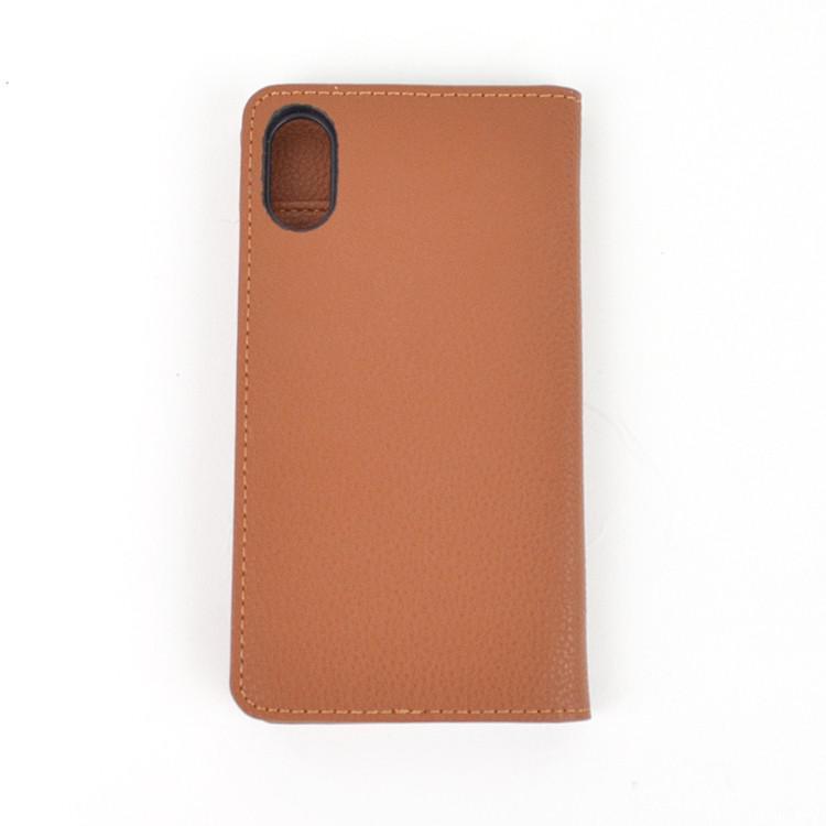 iPhoneX/XS対応 折りたたみ アイフォンケース