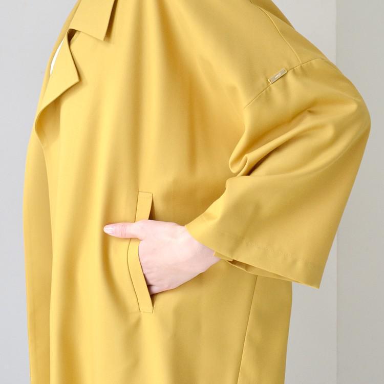 オーバーサイズ ロング ジャケット コート